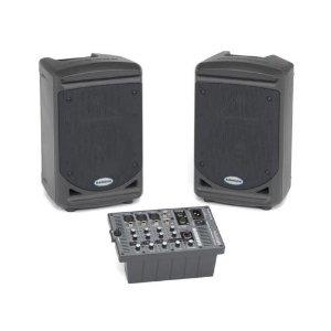 Power Mixer + Speaker Passive SAMSON EXPEDITION XP150i, NEW 100%...