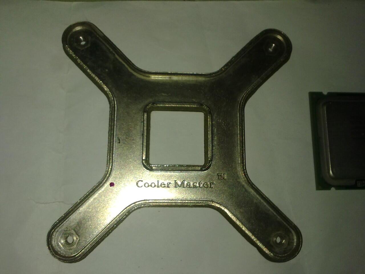 JUAL PENTIUM 4 - 520 2.88 GHZ + HEATSINK + KIPAS COOLER MASTER BONUS MOBO GIGABYTE
