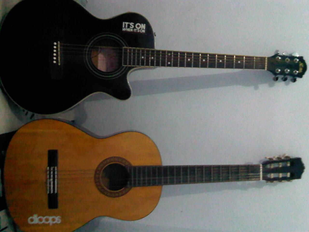 wts gitar yamaha c315