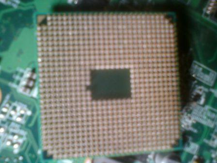 JUAL prosesor bekas laptop L740 AMD A6 3400M