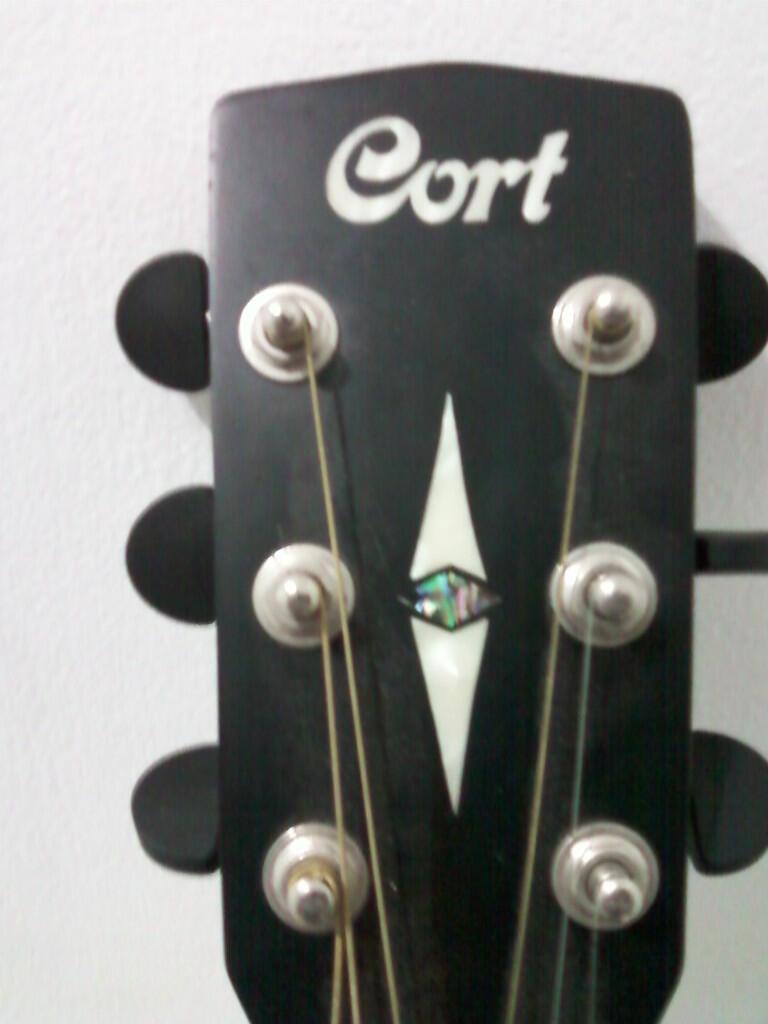 Gitar Cort Akustik Acoustic SFX E-NS Mulus COD Jakarta and Bandung