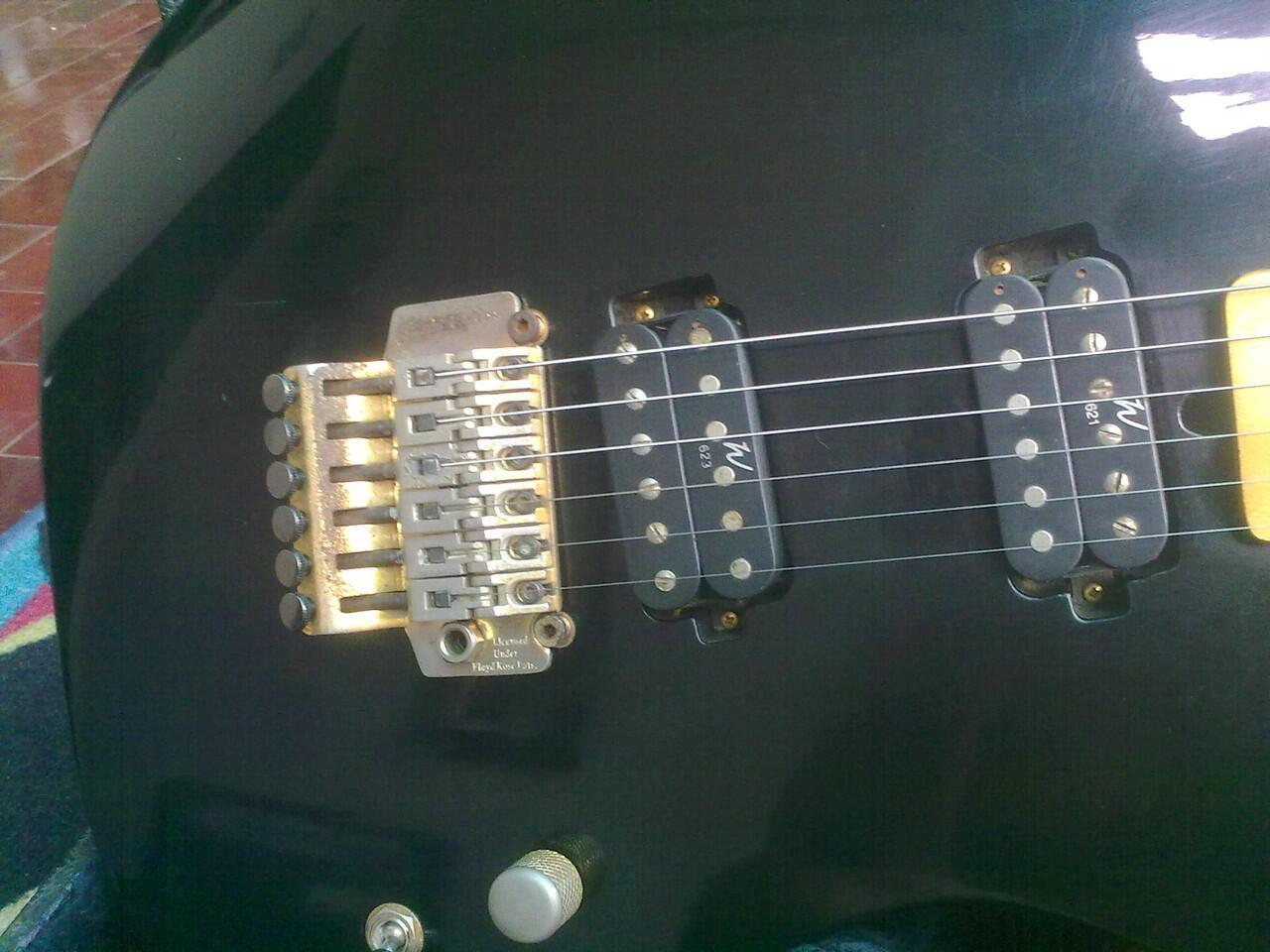 Guitar Washburn STEVE STEVENS Model