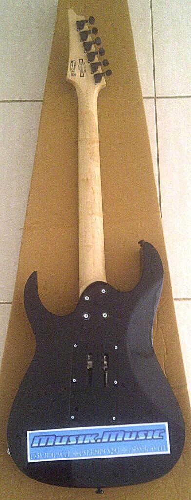 Ibanez RG 3550MZ Black
