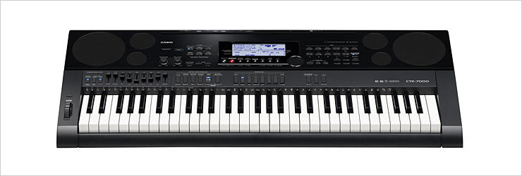 Casio CTK7000 61 Key Portable