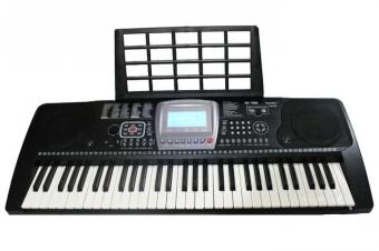 Keyboard techno 9700