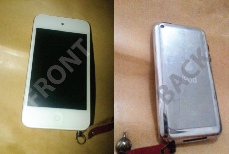 ipod touch 4Gen 16 GB WHITE