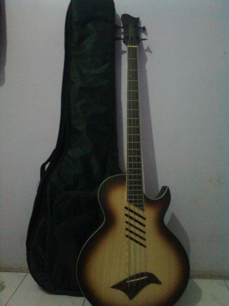 Jual Bass Akustik