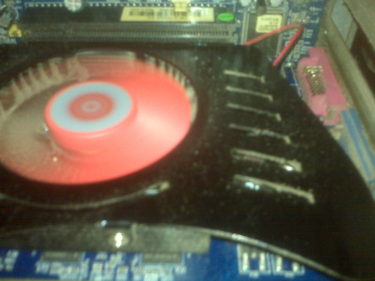 WTS/WTT Amd Phenom X4 9600BE dan vga radeon 6570
