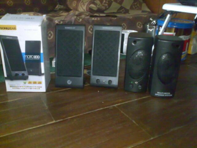 speaker sonicgear morro 200