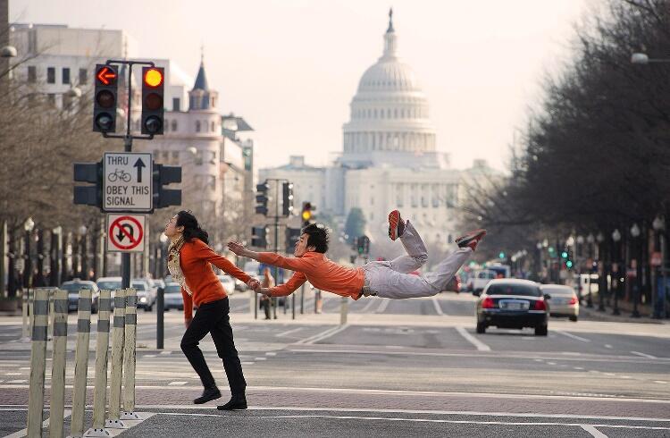 ~๑๑.Nih dia, Jika Balet Menari di dalam Kehidupan Kita.๑๑~