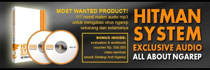 CD HitmanSystem Exclusive Audio All About Ngarep (AAAN) TERMURAH se-Kaskus! + BONUS !