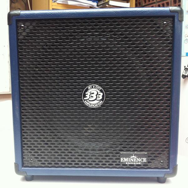 Speaker Cabinet Jet City JCA12XS