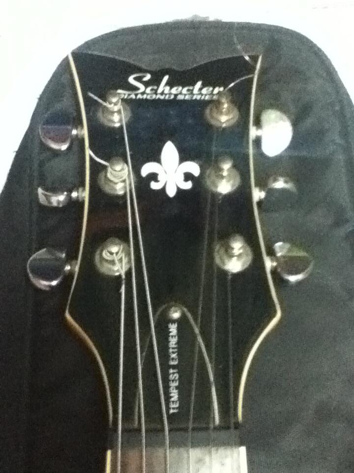 Gitar Schecter Diamond