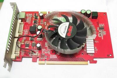 VGA VGA CARD 8600GT PCI-E 256Mb 128b DDR3