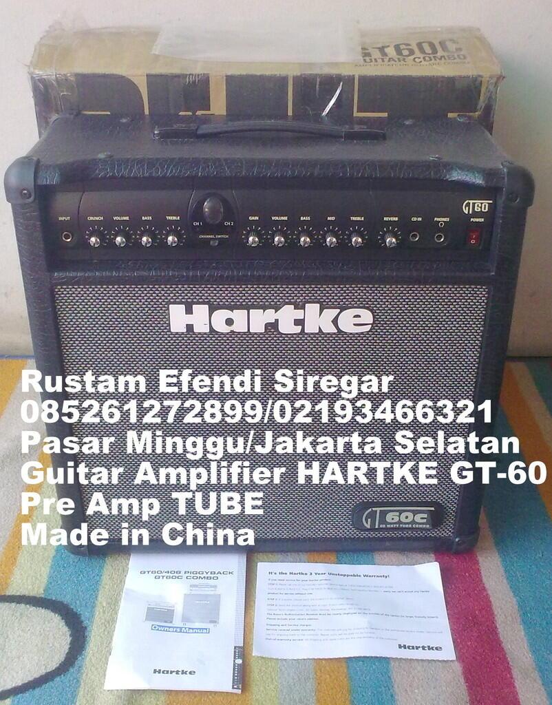 Guitar Amplifier HARTKE GT-60