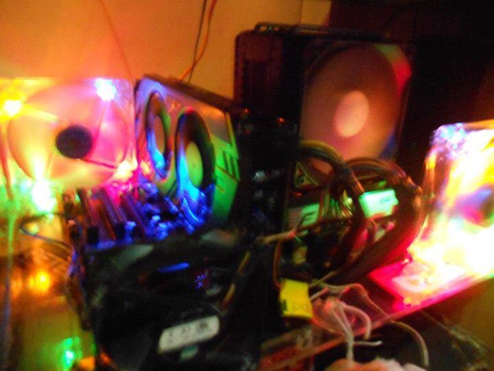 JUAL Msi GTX 650TI HAWK OC 1024Mb (Limited District) BANDUNG