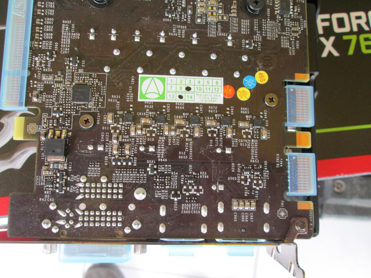 MSI GeForce GTX 760 Twin Frozr Gaming OC 2GB GDDR5 256BIT Bogor
