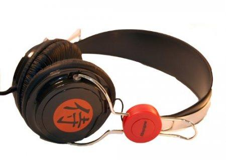 Headphone M-Tech Samurai (kembaran Fresh E91) .aka. Sennheiser HD202 Killer