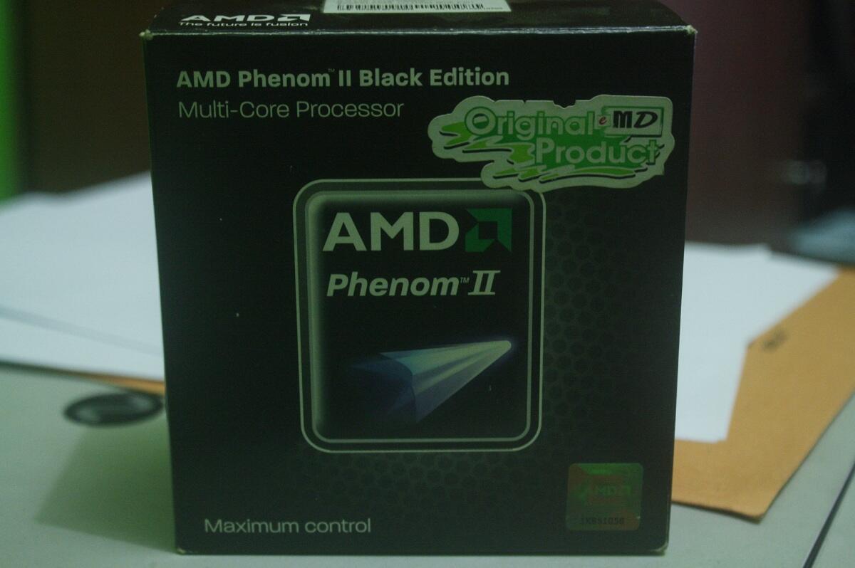 PHENOM X4 960T { BANDUNG }