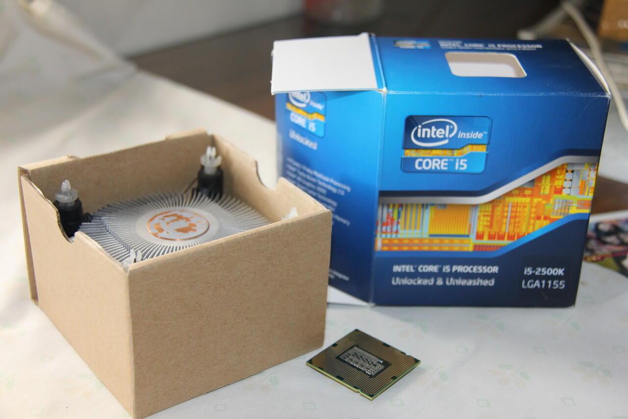 Intel Core i5 Processor 2500k