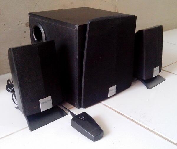 Speaker CREATIVE Inspire 2.1 2500 - Solo