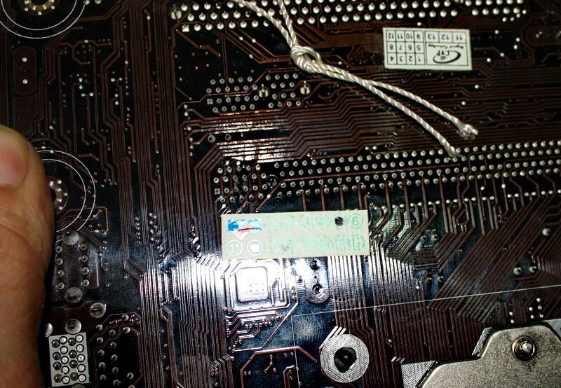 Jual Mobo INTEL LGA 1155 ASUS P8H61-MLX MSI H61-P33 ECS H61H2-M3 RATA2 GRS RESMI