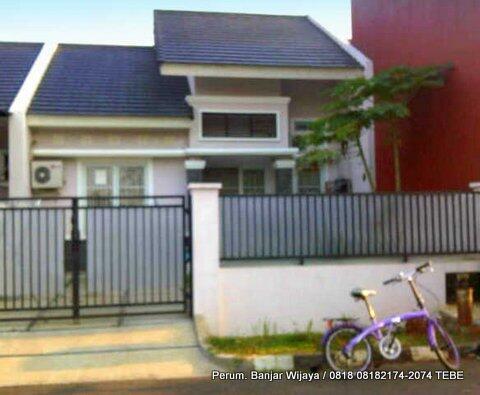 Dijual Perumahan Banjar Wijaya (Harga KPR, Hunaian Esklusive & Investasi Tinggi)