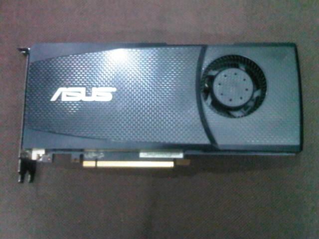 VGA ASUS GTX465 DDR5 #BANDUNG#