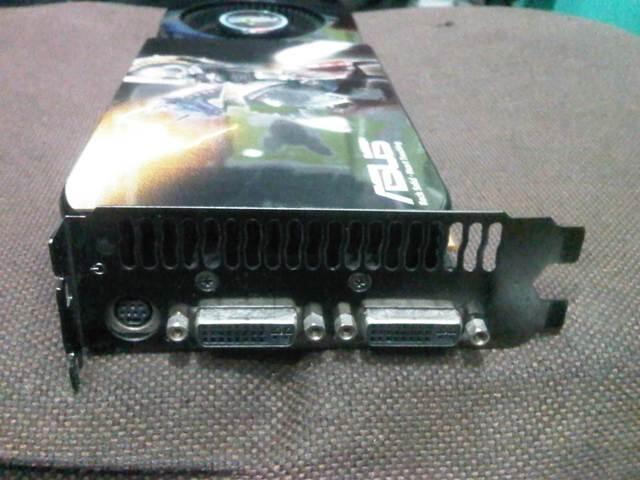 VGA ASUS GTX285 1GB 512BIT #BANDUNG#