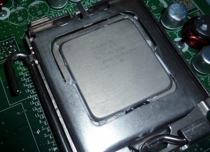 [WTS] part CPU murah meriah --> Untuk Pemula gan... cekibrot :D