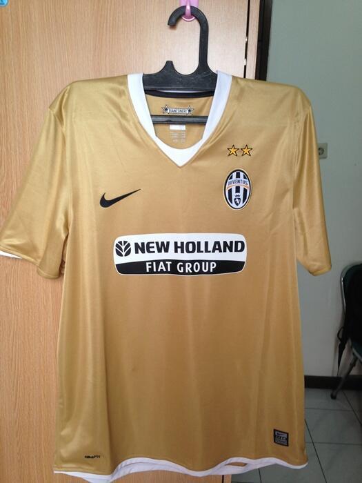 Jersey Juventus Original 2008-2009 Away size L BNWOT