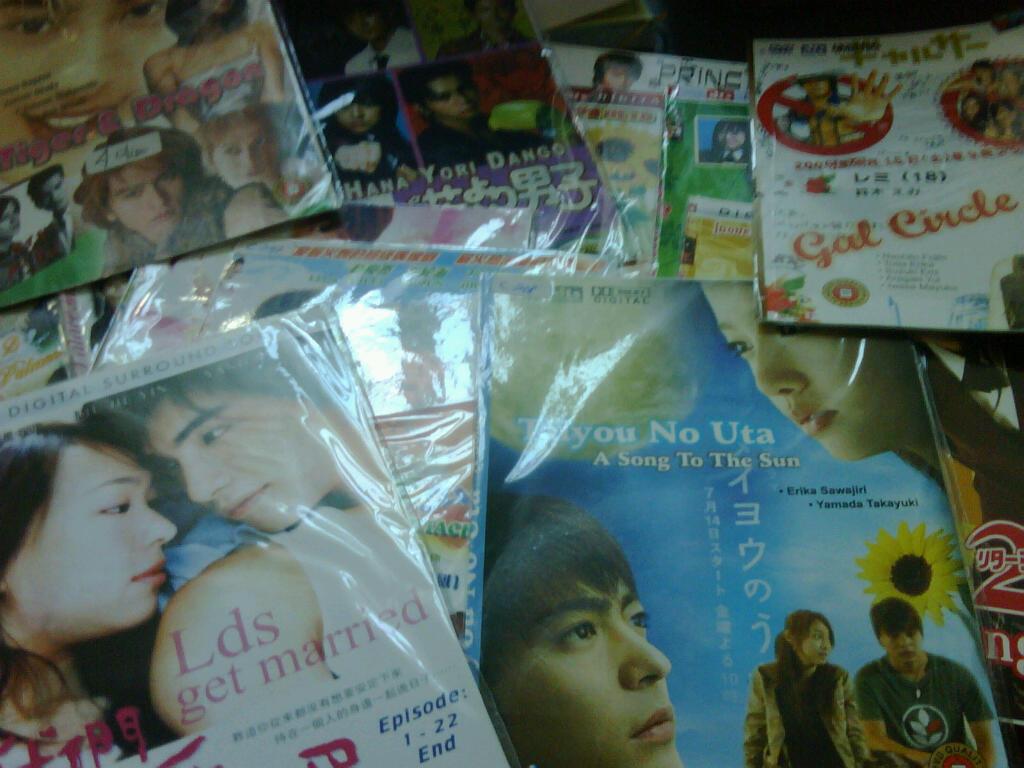 DVD STOK PENGHABISAN
