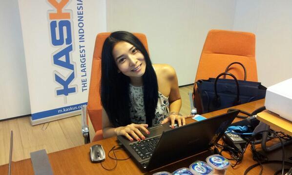 Thread Pertanyaan Live Ngaskus : Tetap Sehat Walau Jadwal Padat Bersama Meichan