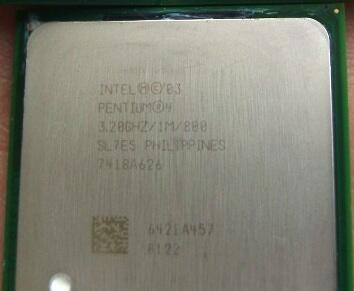 PROCESSOR Pentium 4-478 3,2GHz/1M/800/Prescott/HT