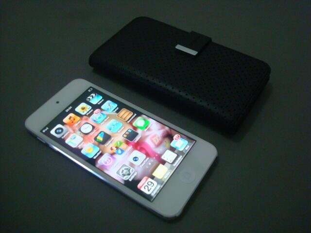 FS : Apple IPod Touch 5 Super Mulus, Pemakaian 1 bulan