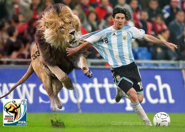 Lucu Rivalitas C Ronaldo