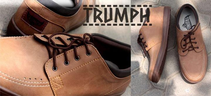 JUAN_EKA SHOP !! TRUMPH SHOES EDITION