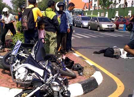 7 Skenario Kecelakaan Jalan Raya