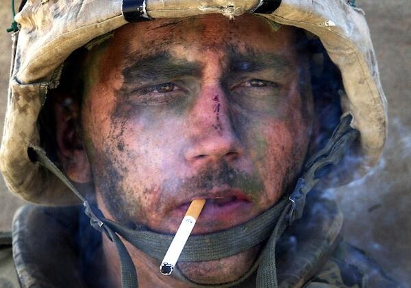 10 Foto-Foto Fenomenal Dari Perang Irak