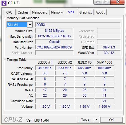 i7 3770k + MSI Z77IA-E53 + Corsair 16GX3M2A1600C9 16G (2x8G) + PSU Corsair TX 750 W