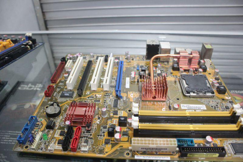 MAINBOARD INTEL ASUS P5KR (Intel® P35 chipset )