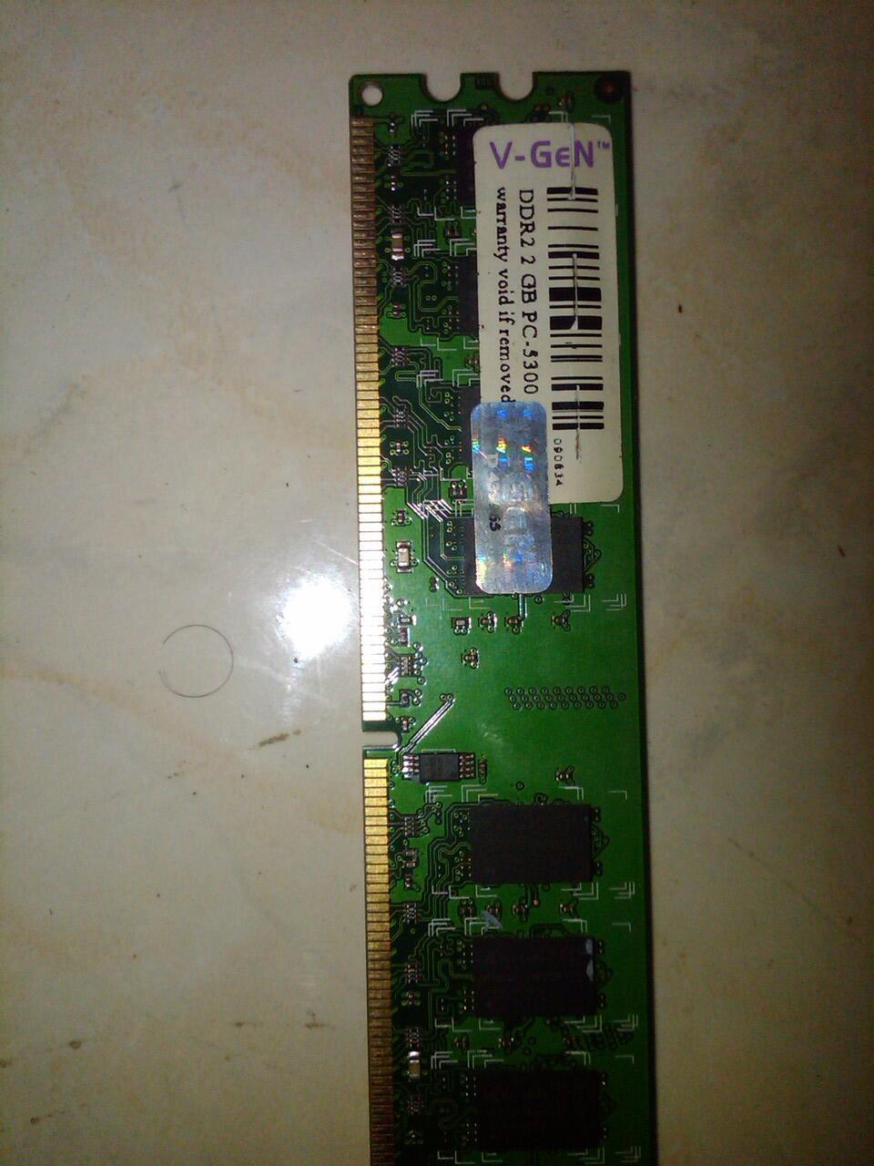 Gigabyte GA-G41MT-S2PT DDR3,Vgen DDR 2 Gb 5300,PSU Amacrox Warrior 80 Plus 400 w,Hdd