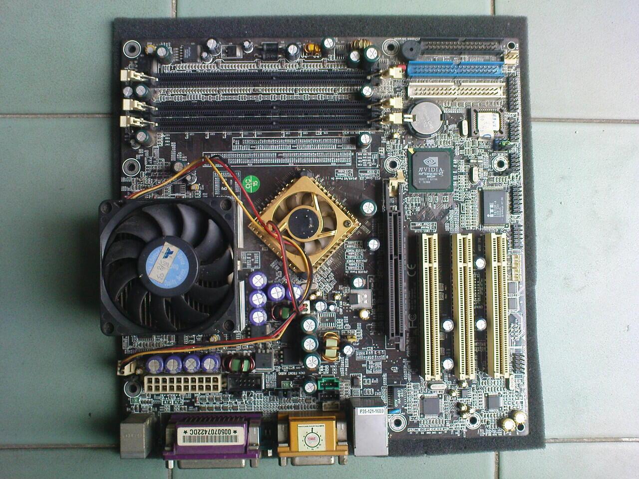 Mobo Soket 462 AMD jadul unjuk G!G!