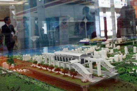 Melihat Kota Jakarta Dalam Bentuk Miniatur