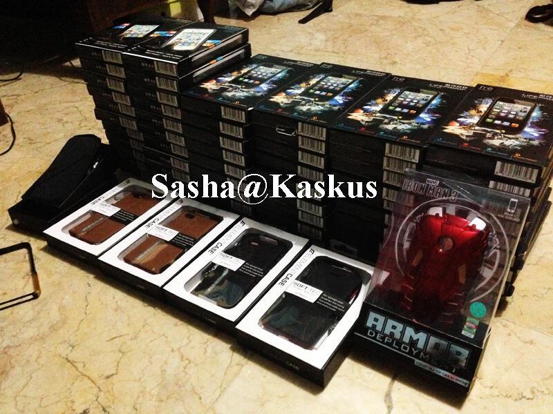 WTS lifeproof for iphone4 dan iphone 5 murah abis!!