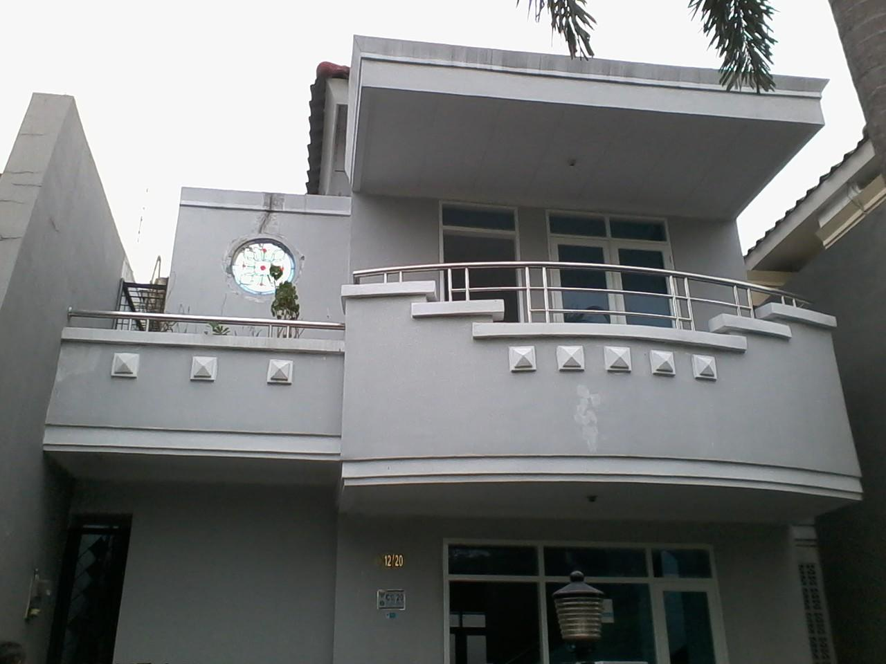 Permata Buana Jakarta Barat dalam Kompleks