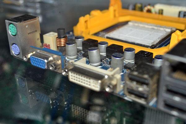 Mobo BIOSTAR M2+ dan Procie Athlon X2 240