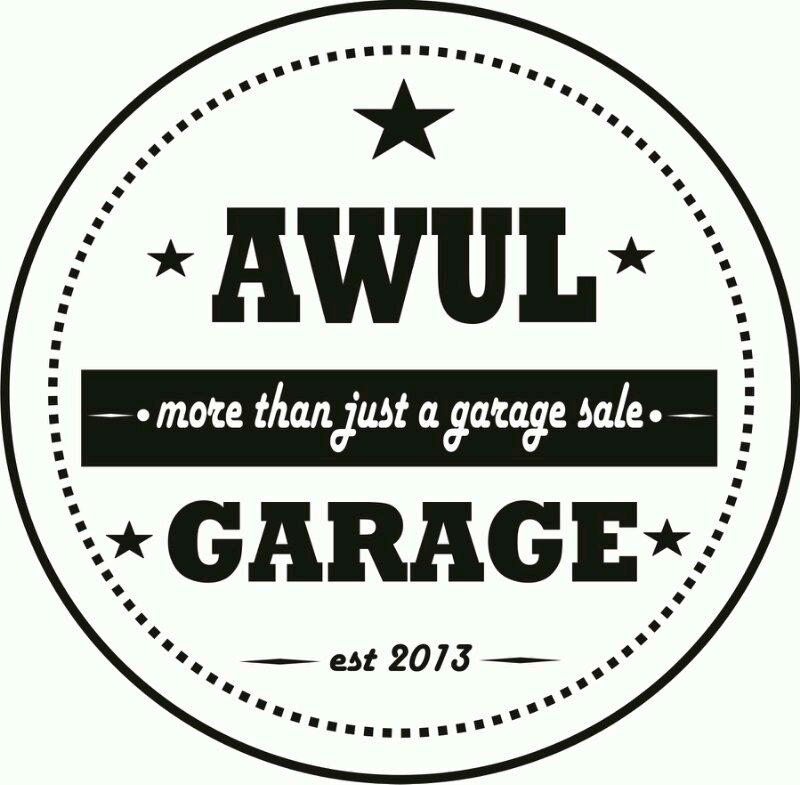 awul garage - bongkar lemari kemeja flannel import second 95% 30k!!