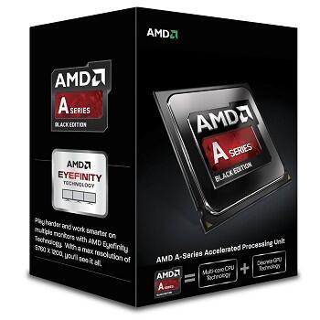 AMD A8-6600K 3,9GHz Base - 4,2GHz Max Turbo Box | Black Edition | BU | Jual Cepat