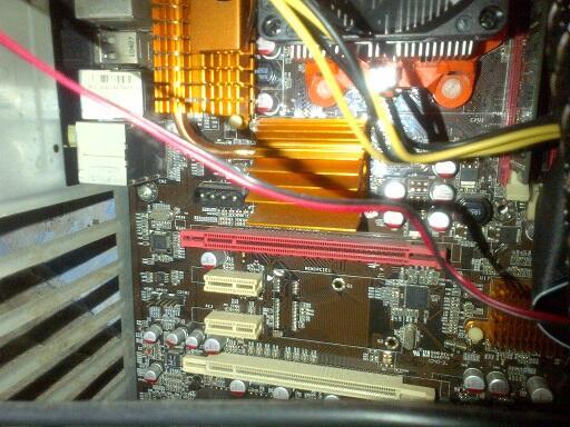 Vaikko + Opteron 1381 4core + mem 4gb + Epro 650watt (BOGOR)
